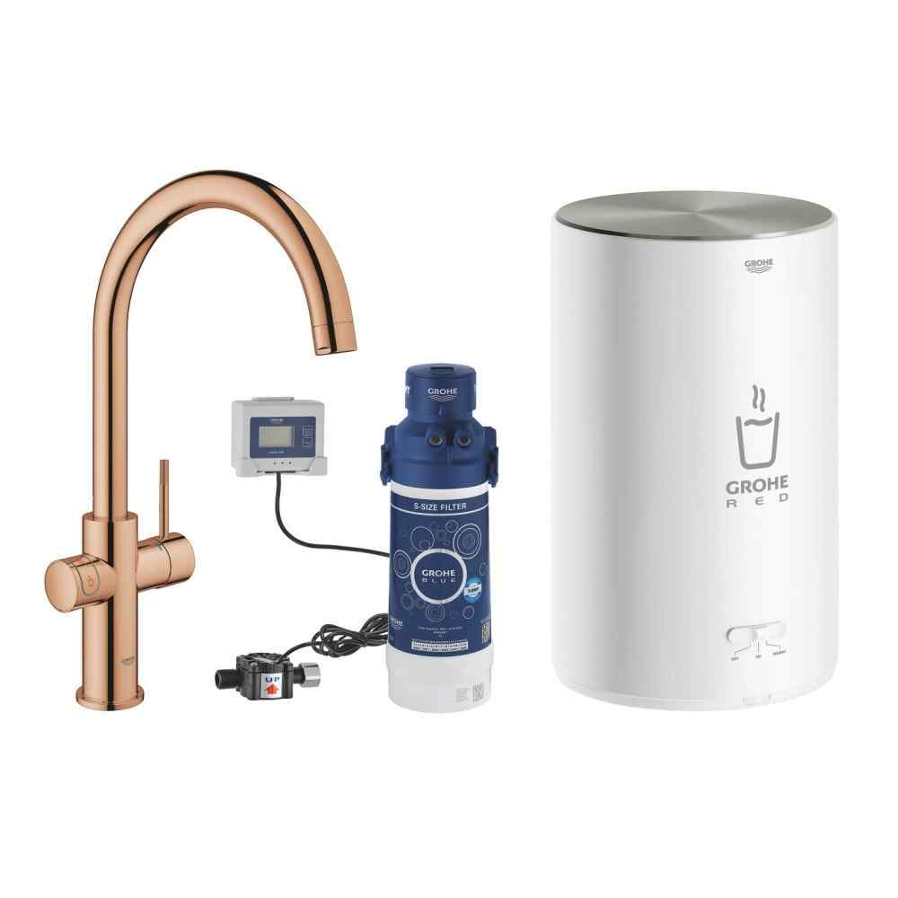 GROHE Red Duo - C-pip - M-size - Warm Sunset Grohe Red