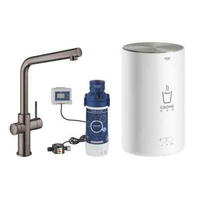 GROHE Red Duo - L-pip - M- size - Hard Graphite Grohe Red