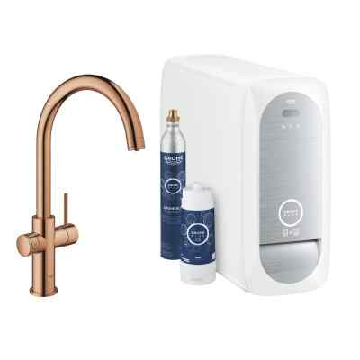 GROHE Blue Home - C-pip - Warm Sunset Watertrade