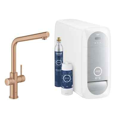 GROHE Blue Home - L-pip - Borstad Warm Sunset Watertrade