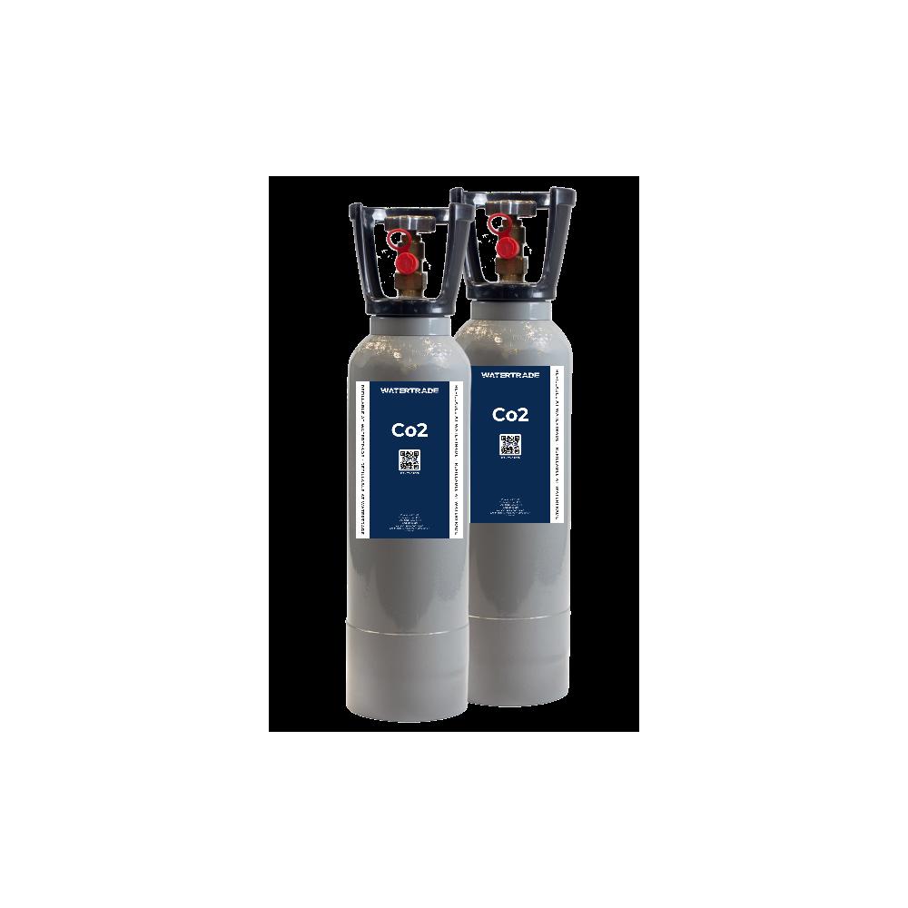 3.75 kg Co2 flaska (2 pak) Co2 flaska
