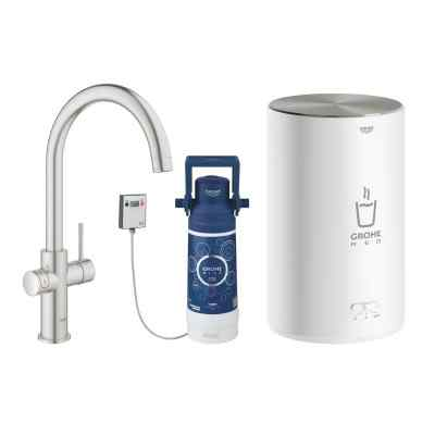 GROHE Red Duo - Supersteel - C-pip - Size. M Grohe Red