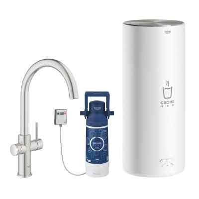 GROHE Red Duo - Supersteel - C-pip - Size L Grohe Red