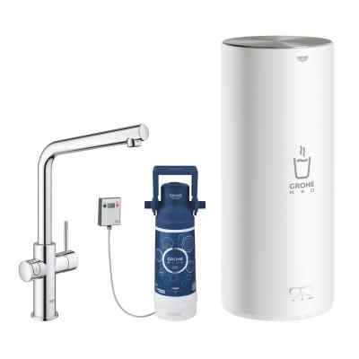 GROHE Red Duo - Krom - L-pip - Size L Grohe Red