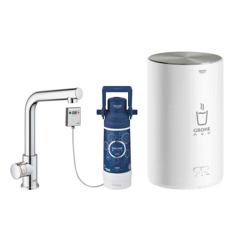 GROHE Red Mono - Krom - L-pip - size M Watertrade